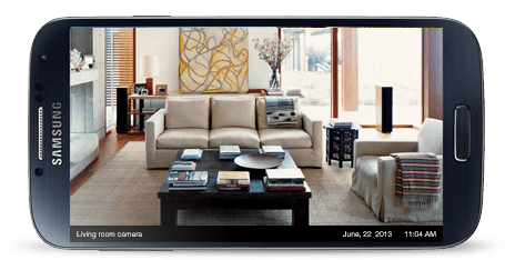 Monitorizarea casei prin Internet